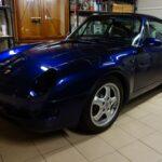 detailing Porsche 993 Carrera
