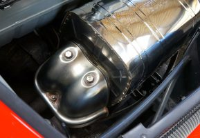 ferrari moteur detailing