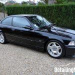 BMW M3 E36 COSMOSCHWARZ