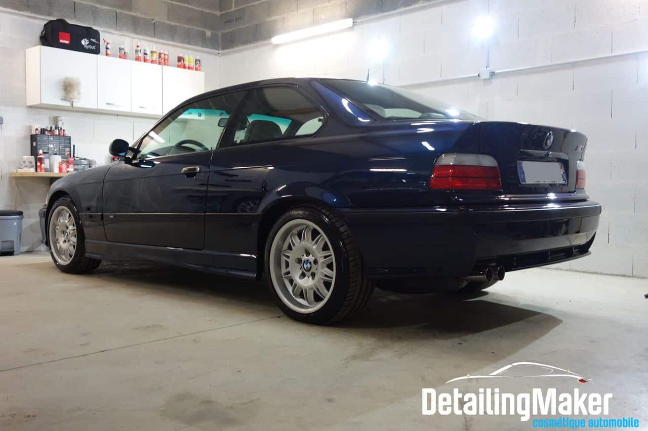 Detailing BMW M3