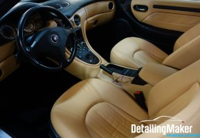 Renovation cuir Maserati_10