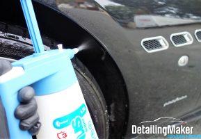Detailing Maserati Granturismo S_13
