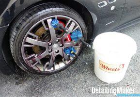 Detailing Maserati Granturismo S_14