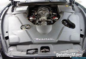 Detailing Maserati Granturismo S_15