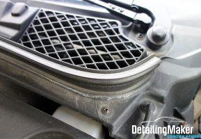 Detailing Maserati Granturismo S_22