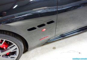 Detailing Maserati Granturismo S_27
