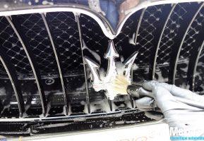 Detailing Maserati Granturismo S_29