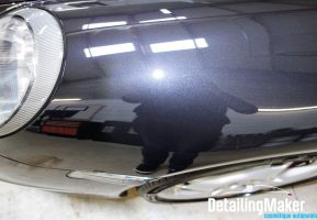 Detailing Porsche 997 Carrera