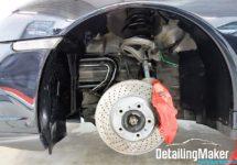Detailing Porsche Turbo