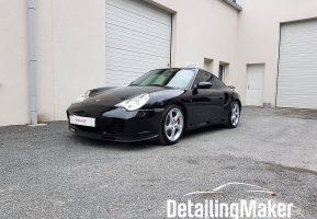 Detailing Porsche 996 Turbo