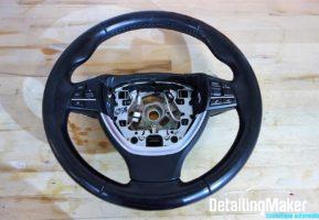 Rénovation cuir volant BMW Série 5