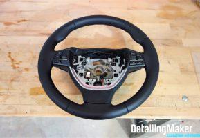 Rénovation cuir volant BMW Série 5_35