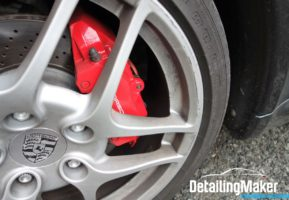 Detailing Porsche 997 Carrera S_10