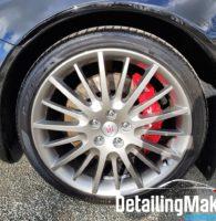 Detailing Maserati Quattroporte GTS_11