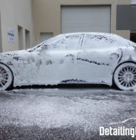 Detailing Maserati Quattroporte GTS_12