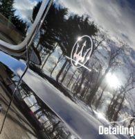 Detailing Maserati Quattroporte GTS_19