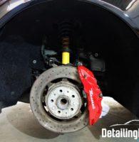Detailing Maserati Quattroporte GTS_23