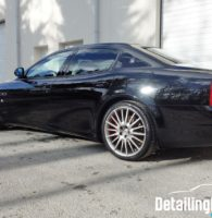 Detailing Maserati Quattroporte GTS_29
