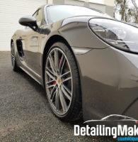 Detailing Porsche 718 Cayman S_06