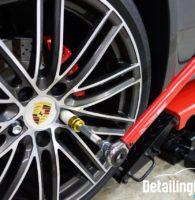 Detailing Porsche 718 Cayman S_21
