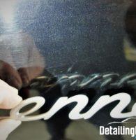 Detailing Porsche Cayenne GTS