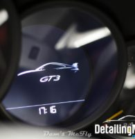 Tableau de bord Porsche GT3