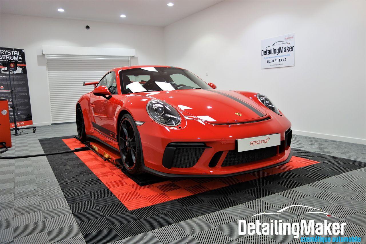 Porsche GT3 - Detailing Maker