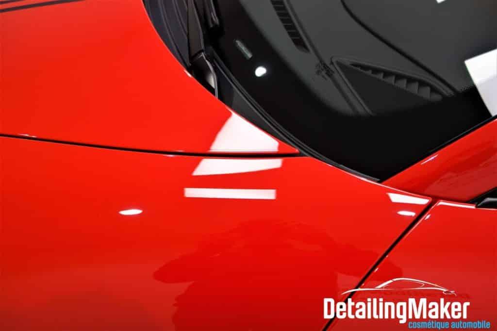 Film de protection carrosserie transparent