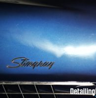 Detailing Corvette C3 Stingray_20