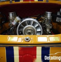 Detailing Porsche 911_57