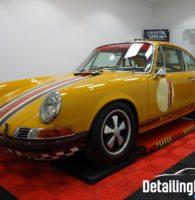 Detailing Porsche