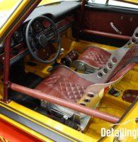Intérieur Porsche 911 Sellerie Tendence