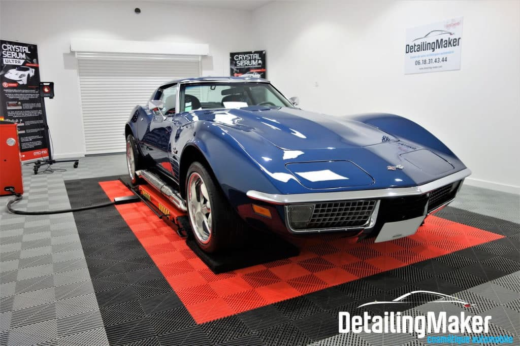 Traitement céramique Corvette C3 Stingray