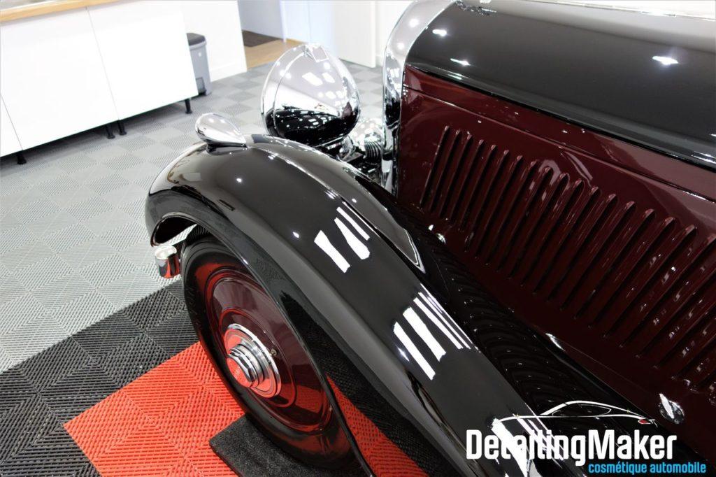 Detailing Bentley Mark V