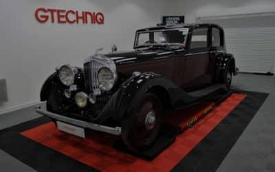 Detailing Bentley