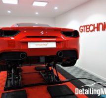 Detailing Ferrari 488 GTB_130