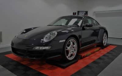 Detailing Porsche 997