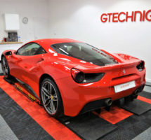 Protection Ferrari 488 GTB