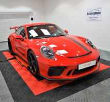 Protection carrosserie Porsche GT3