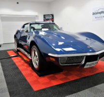 Protection sur Corvette C3 Stingray