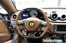 Detailing Ferrari California T_36