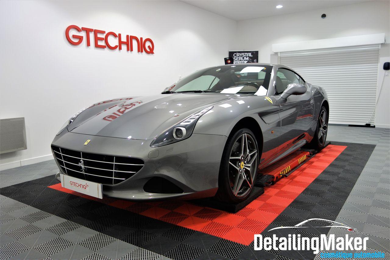 Detailing Ferrari California T_50