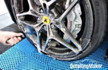 Detailing Ferrari California T_lavage_11