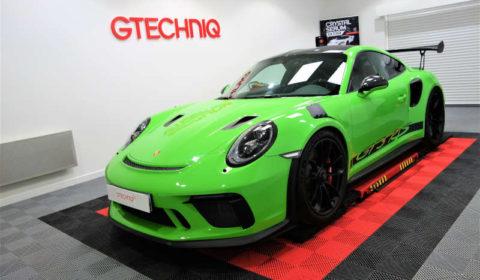 Porsche 991 GT3 RS Pack Weissach – Protection carrosserie