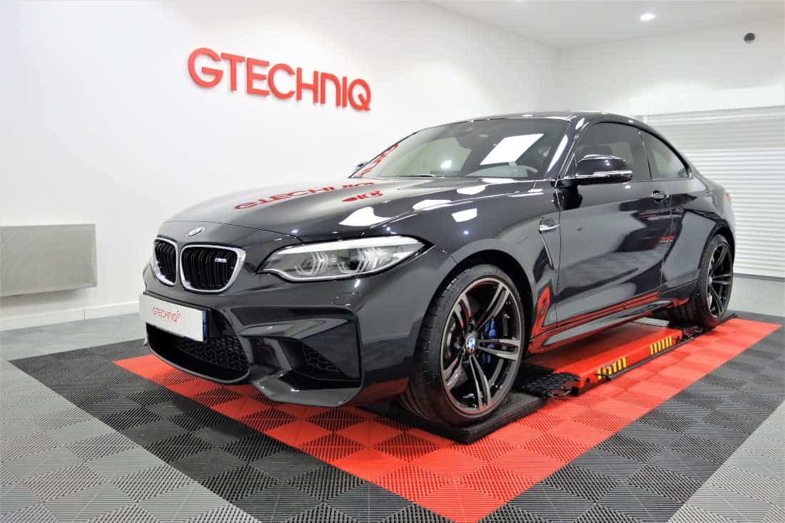 Film protection carrosserie BMW M2