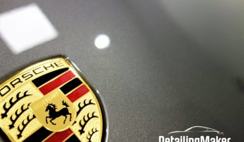Porsche 991 Targa 4 GTS film de protection carrosserie PPF Suntek_54