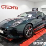 jaguar f-type svr british racing green