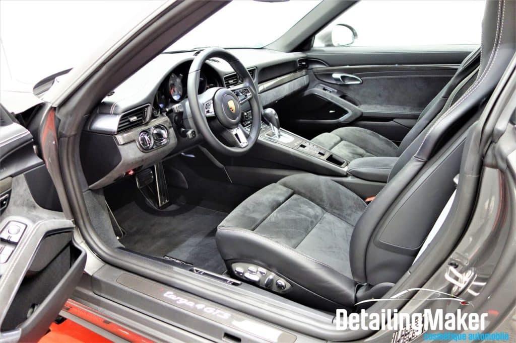 Intérieur Porsche 911 Targa GTS