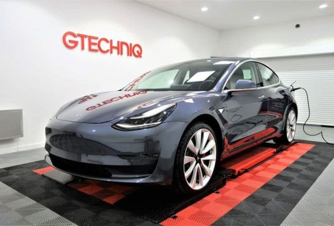 protection carrosserie tesla model 3
