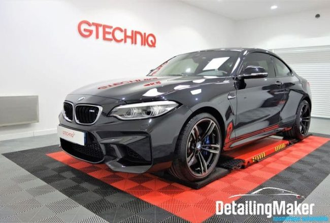 film protection sur bmw m2
